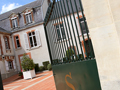 Champagne Salon located at Le Mesnil-sur-Oger in the C�te des Blancs