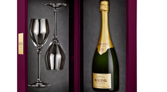 Krug Grande Cuv�e Sharing Set NV