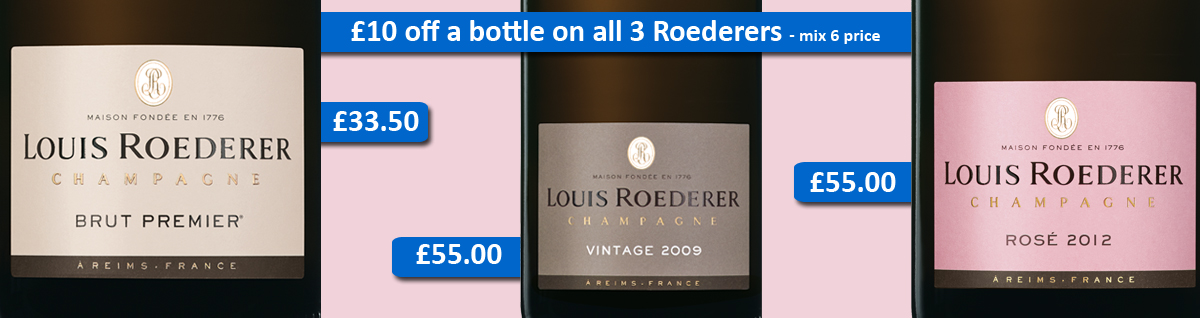 Louis Roederer June 2018 Promotion