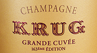 Investing in Krug Grande Cuv�e Edition 163