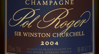 Investing in Pol Roger Sir Winston Churchill 2004
