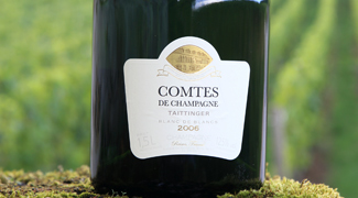 Investing in Taittinger Comtes de Champagne 2006