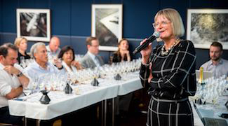 2008 vs 2009 hosted by Jancis Robinson MW