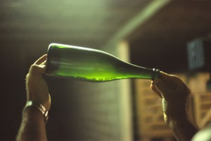 champagne-autolysis