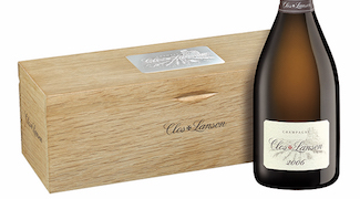 Clos Lanson - The Secret Walled Vineyard