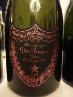 Dom Pérignon 1990 Rosé Oenothque