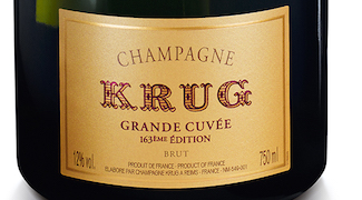 Krug Grande Cuvée - Editions Explained