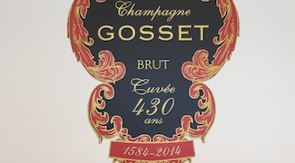 Gosset: The 2016 Vintage, How to Blend Wine & Gosset 'Personal Cuvée'?!