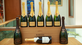 Krug Grande Cuvée Editions: First Ever Blind Tasting w/ Jancis Robinson MW