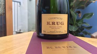 The one we've all been waiting for.... Krug Grande Cuv�e Edition 164