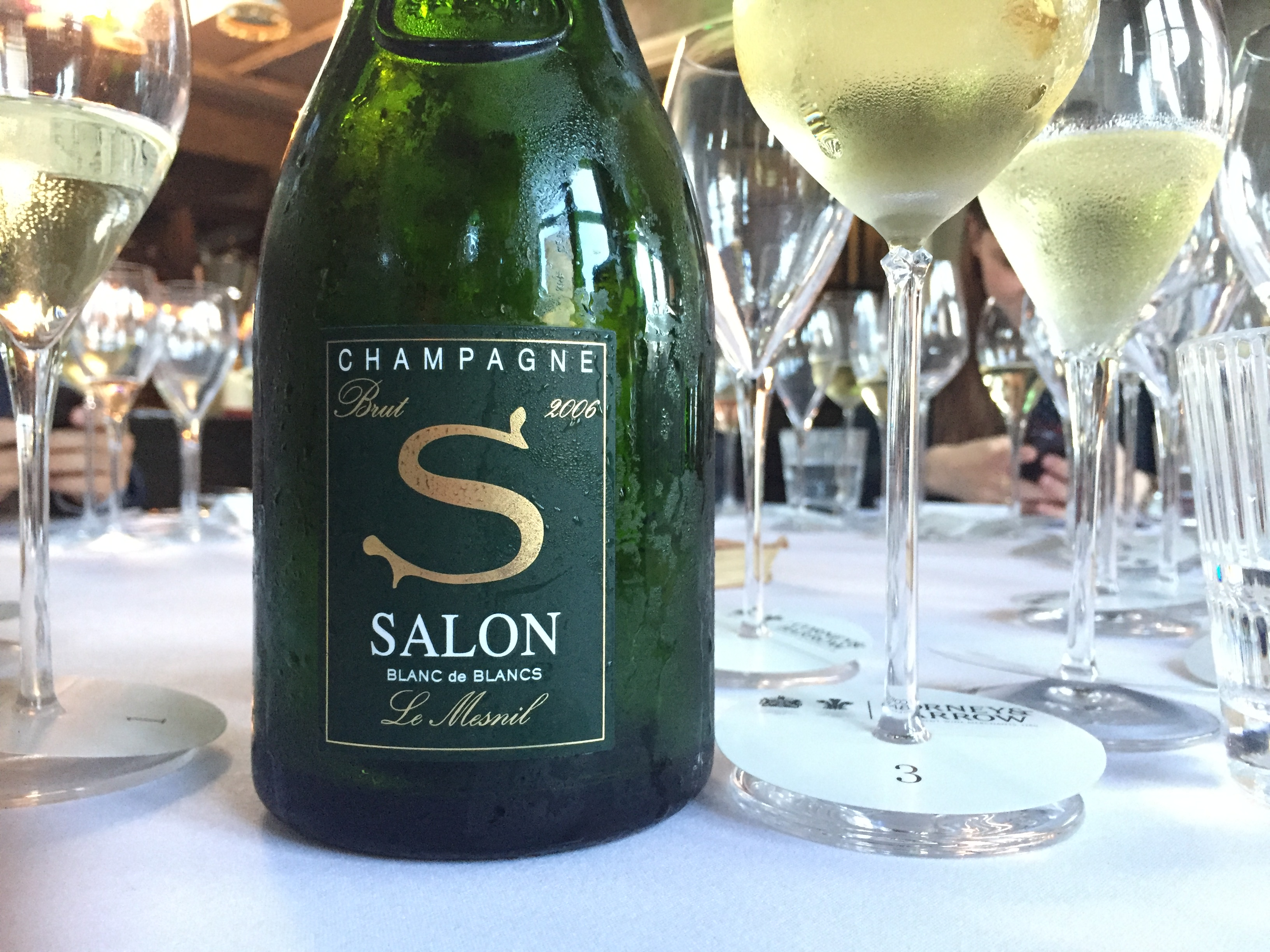 Salon Le Mesnil Blanc de Blancs 2006 - Buy Champagne same day 2 hour ...