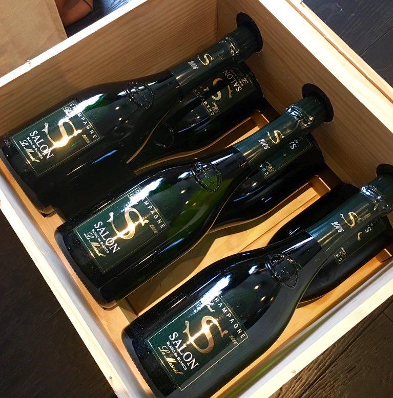 Salon Le Mesnil Blanc de Blancs 2006 - Buy Champagne same day 2 ...