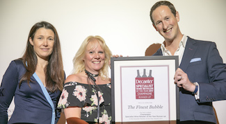 Decanter Retailer of the Year awards 2017: Champagne Specialist