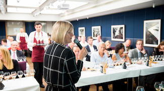 Review: Prestige Cuvée vs Vintage Champagne Tasting with Jancis Robinson MW