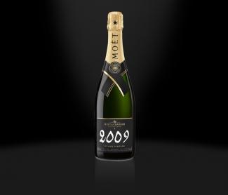 Moet Grand Vintage 2009 has the highest Pinot Noir content since 1996