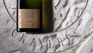 Charles Heidsieck Collection Crayères