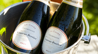 New: Laurent-Perrier La Cuvée NV