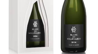 New Release: Charles Heidsieck Blanc des Millénaires 2004