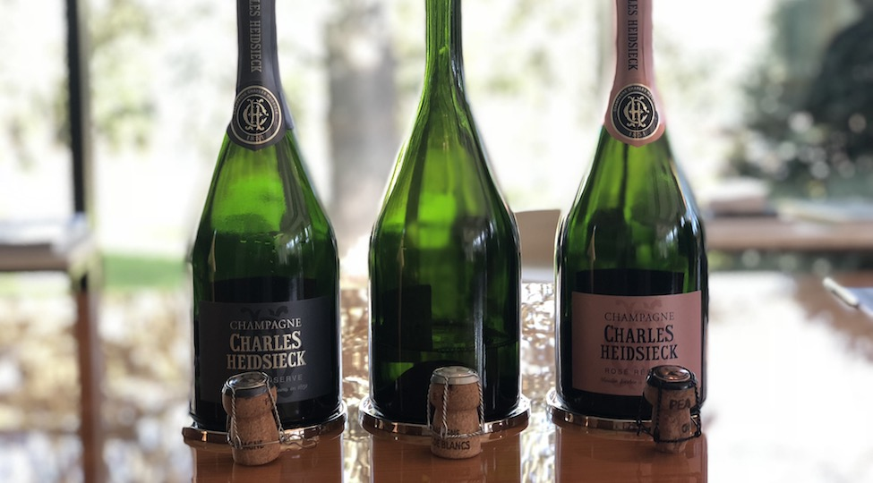 Charles Heidsieck: A Brand New Cuvée & Champagne Charlie 1982 Magnum