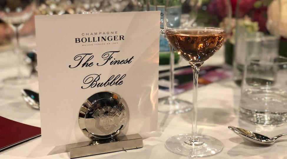 Bollinger: 2017 Vins Clairs and new La Grande Année Rosé 2007 Magnum