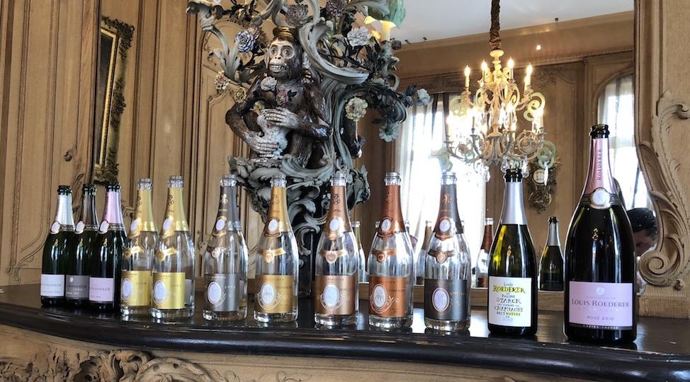 Louis Roederer: 2017 Vins Clairs and a Cristal Vinothèque Masterclass
