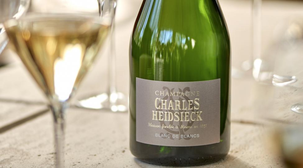 New Champagne: Charles Heidsieck Blanc de Blancs NV