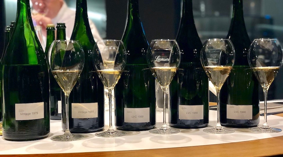 Lanson: 2017 Vins Clairs and old Vintage Collection Magnums
