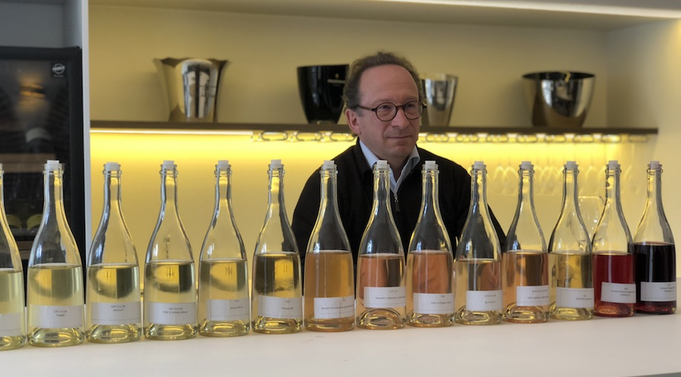 Philipponnat: 2017 Vins Clairs and new Clos des Goisses 2009