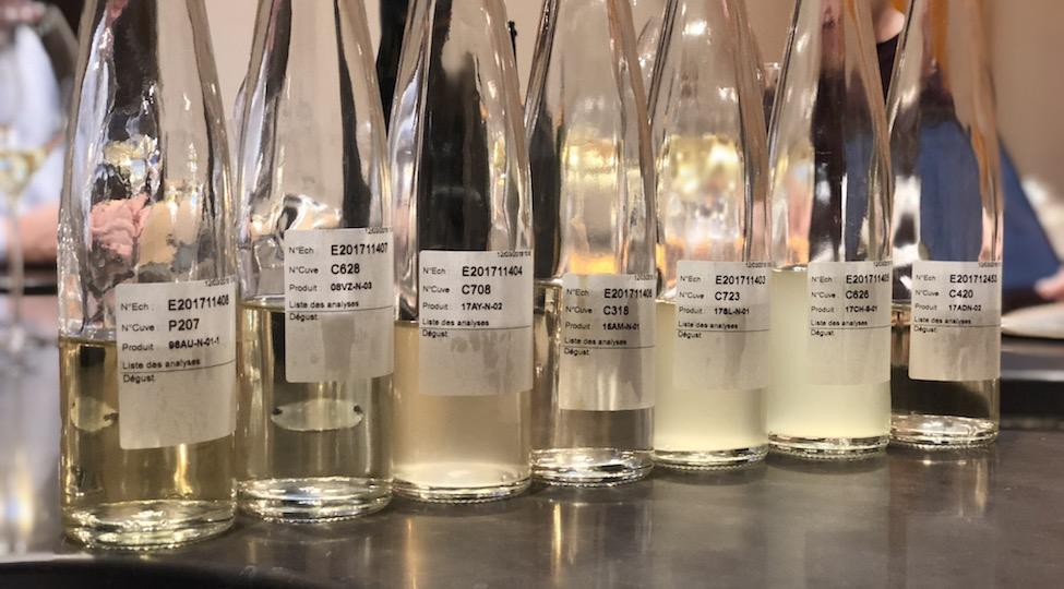Veuve Clicquot: 2017 Vins Clairs