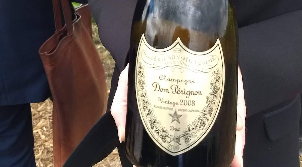 Coming Soon: Dom Pérignon 2008