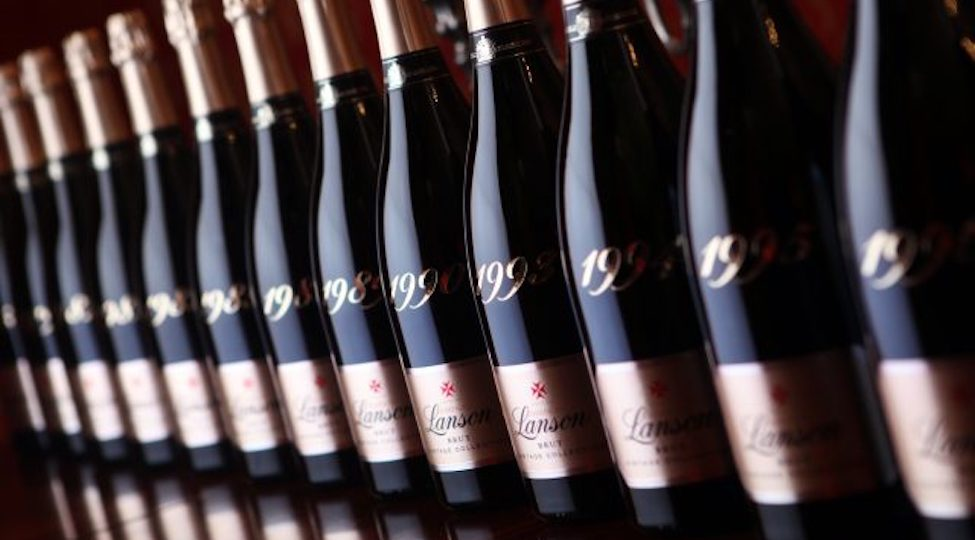 Lanson: Old Vintage Collection Magnums