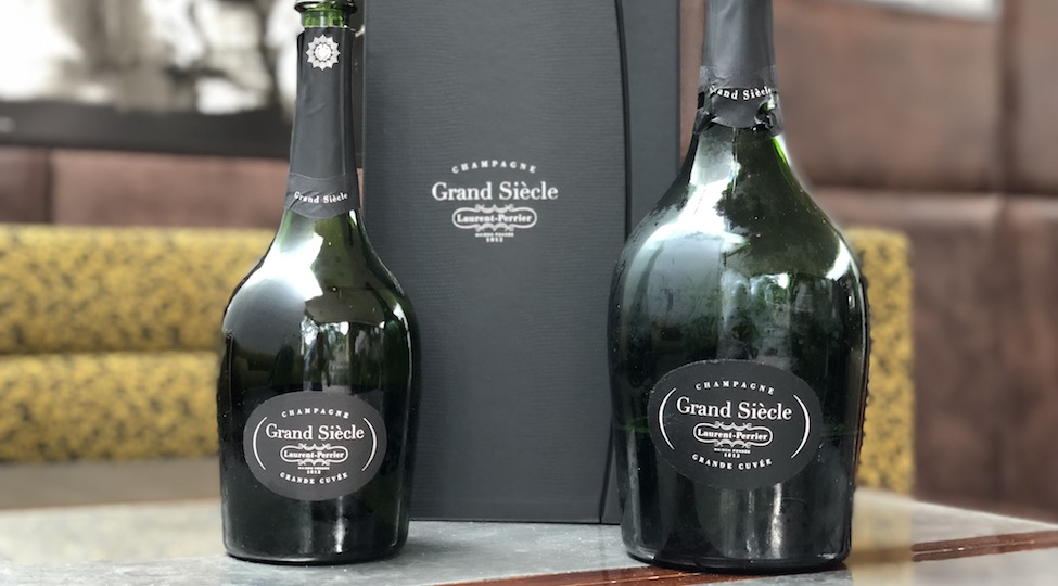 Laurent-Perrier Grand Siècle NV: Bottle vs Magnum