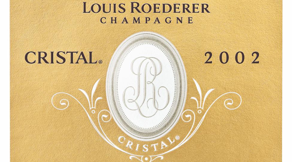Louis Roederer Cristal 2002 & Cristal Rosé 2002 Re-Release