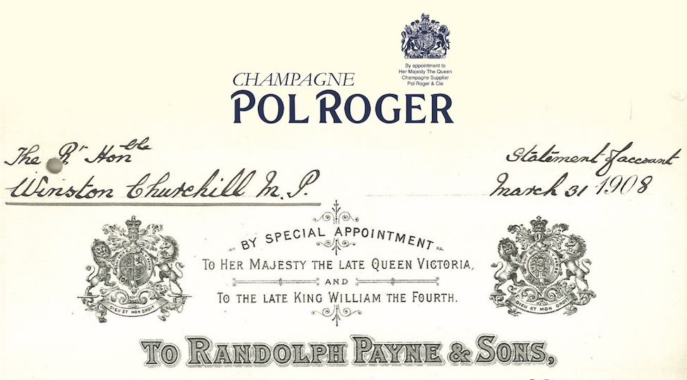 Coming Soon: Pol Roger Sir Winston Churchill 2008