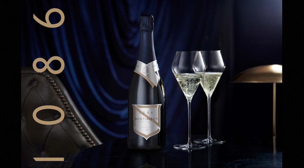 A Moment in History for English Sparkling Wine: Nyetimber 1086