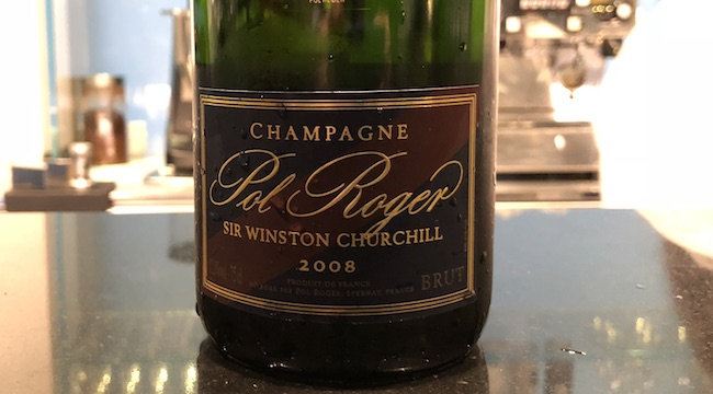New Release: Pol Roger Sir Winston Churchill 2008