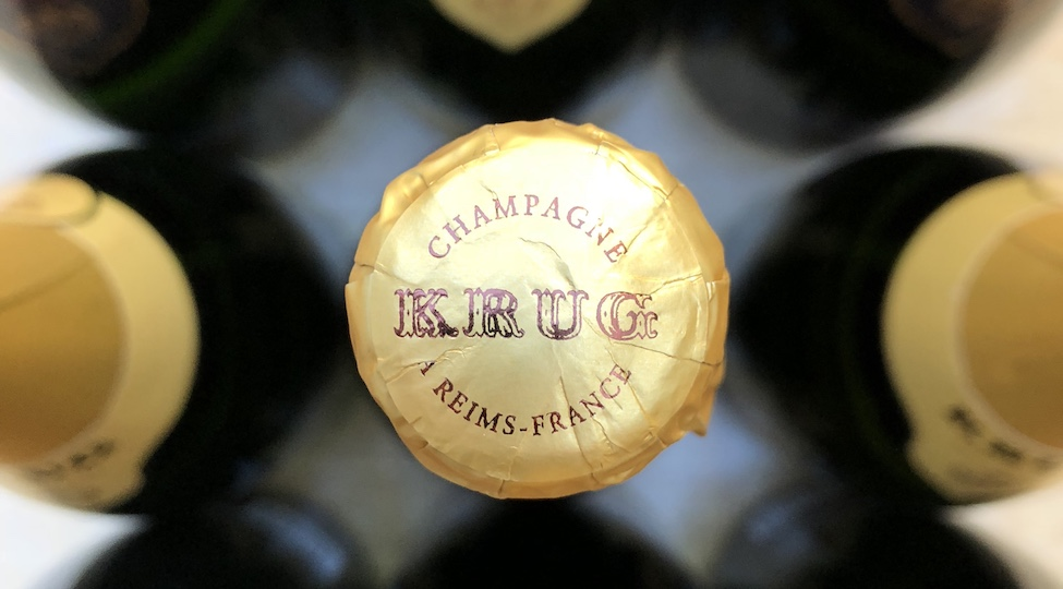 Krug Grande Cuvée & Vintage Vertical Tasting: 2000-2010