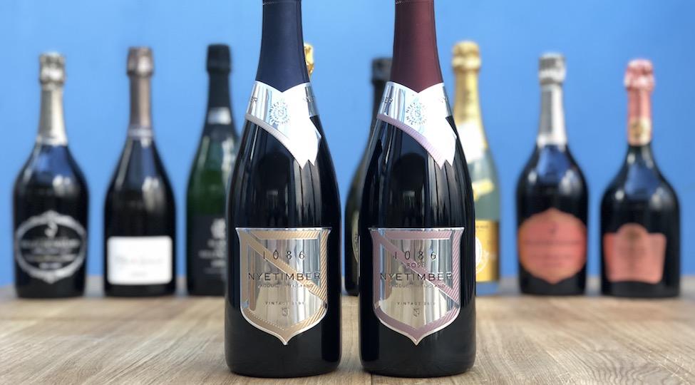 Nyetimber 1086 vs Champagne Prestige Cuvées