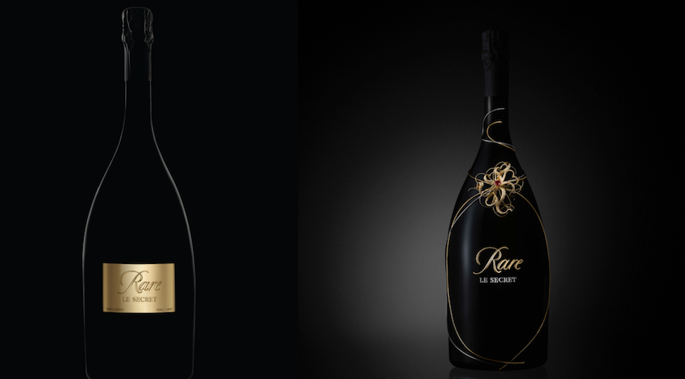 New Rare Champagne: Rare Le Secret