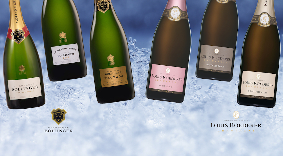 Bollinger and Louis Roederer Special Offers