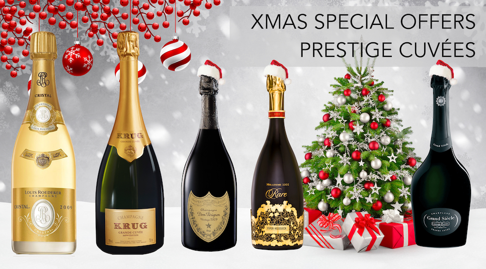 Christmas Special Offers: Prestige Cuv�es