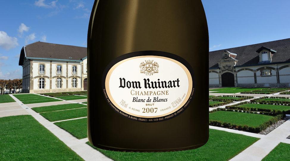 New Release: Dom Ruinart Blanc de Blancs 2007