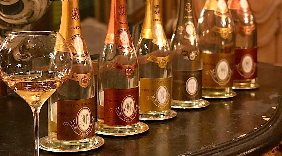 Louis Roederer: 2018 Vins Clairs Tasting
