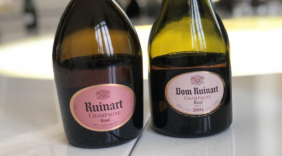 Ruinart: 2018 Vins Clairs Tasting