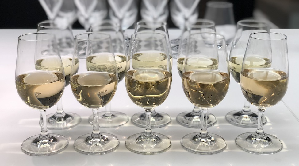 Laurent-Perrier: 2018 Vins Clairs Tasting