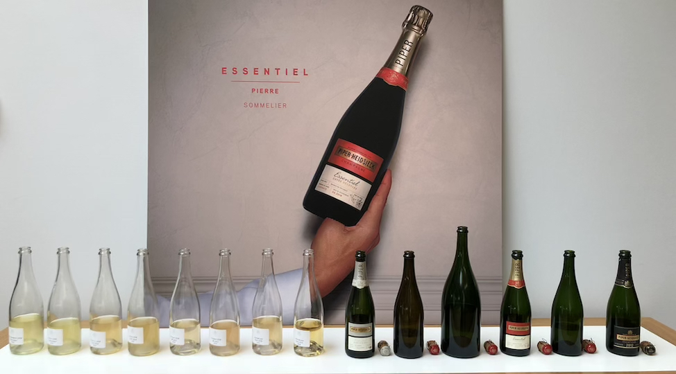 Piper-Heidsieck and Rare Champagne: 2018 Vins Clairs Tasting