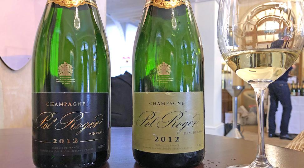 New Release: Pol Roger Brut Vintage 2012 & Blanc de Blancs 2012