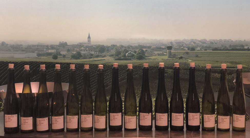 Veuve Clicquot: 2018 Vins Clairs Tasting