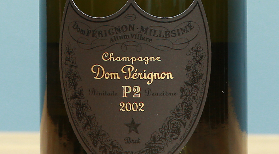 New Release: Dom P�rignon P2 2002