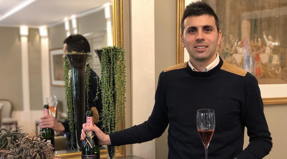 Moët & Chandon: 2018 Vins Clairs Tasting